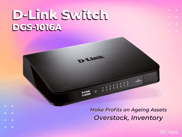 D-Link Switch DGS-1016A