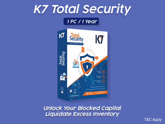 K7 Total Security  CD