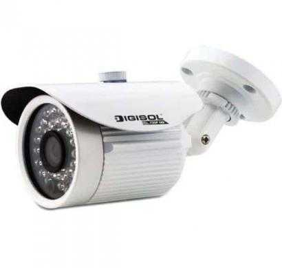 1mp cmos bullet ahd camera, 2.8-12mm vf lens, ir 40m, white