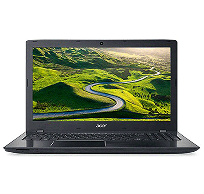 acer e5-575g 15.6-inch laptop (7th gen core i5-7200u/4gb/1tb/linux/2gb graphics), black