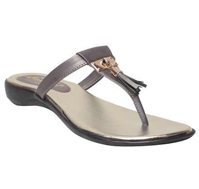 adeera faux leather pvc women style sandals