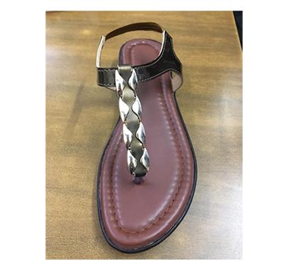 adeera (adeera-5-207-copper) pvc sole faux leather upper material (copper)