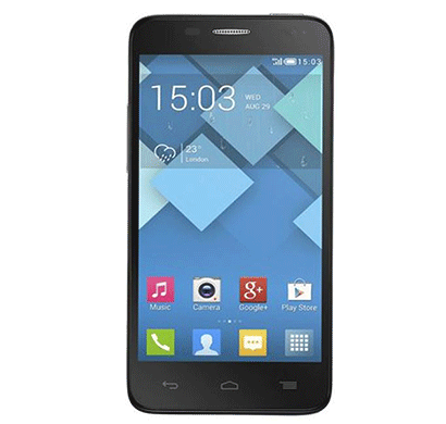 alcatel one touch idol mini, 1700mah battery, android 4.2 black