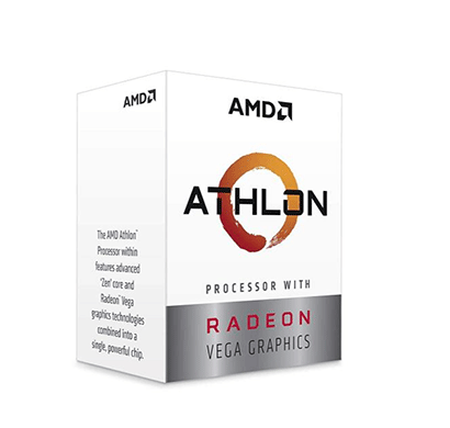 amd athlon 200ge/ 3.2ghz/ 5mb cache with graphics desktop processor