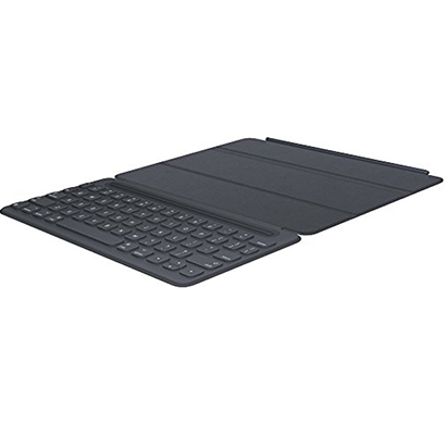 apple - mm2l2zm/a, smart keyboard for 9.7 inch i pad pro, black, 1 year warranty