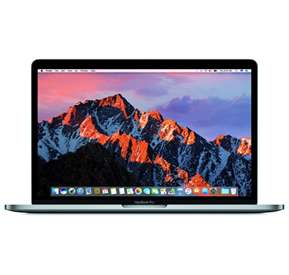 apple macbook pro mlh32hn/a laptop 2016 (core i7/ 16gb/ 256gb/ macos sierra/ 2gb graphics/ touch bar), space grey