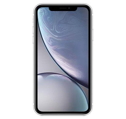 Apple iPhone XR (128 GB Storage/ 6.1 Inch Screen) - White, Black