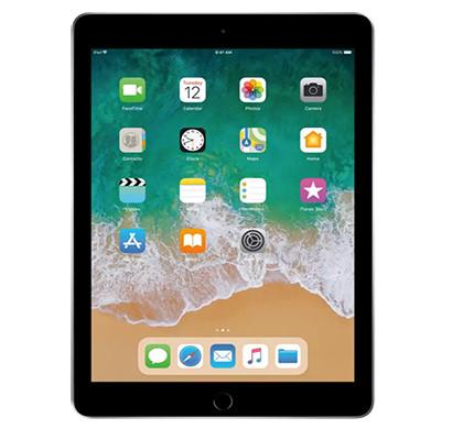 apple ipad ( 6th gen/ 32gb rom/ 9.7 inch quad hd display / wi-fi only),space grey