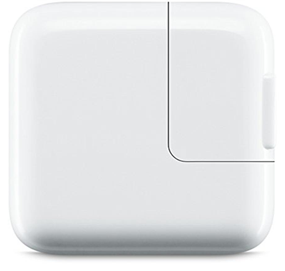 apple - 888462537957 12w usb power adapter, white