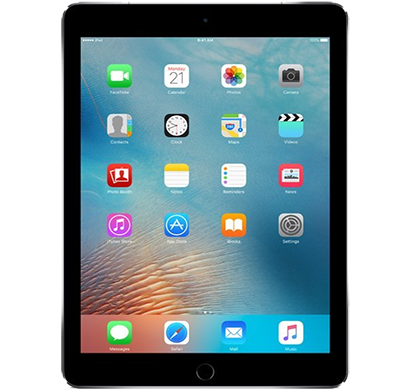 apple - mlpw2hn/a ipad pro tablet,2 gb ram, 32gb, wi-fi+3g, 9.7 inch, space grey, 1 year warranty