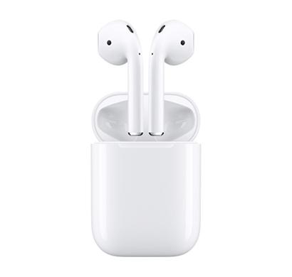 apple airpods (mmef2hn/a) wireless white