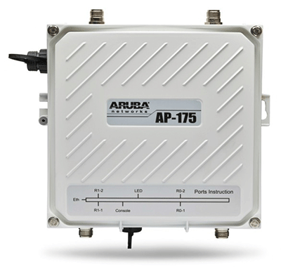aruba instant iap-175p - outdoor wireless access point