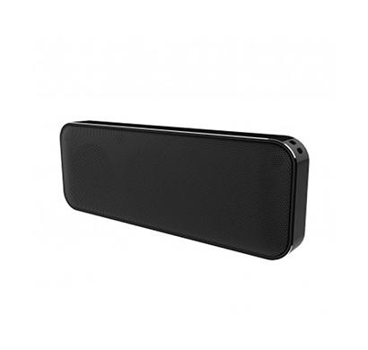 astrum st150 mini 10w slim wireless bluetooth speaker (black )