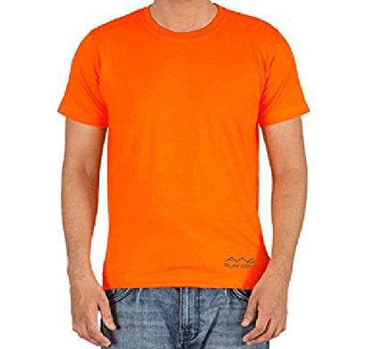 awg 100anb (150 gsm) drifit performance sports round neck t-shirt orange