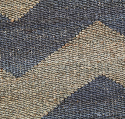 asterlane hemp dhurrie carpet px-2143 deep blue