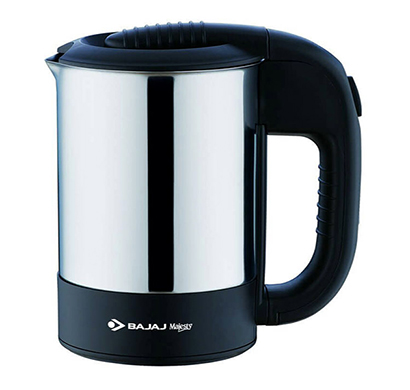 bajaj kettle majesty ktx 2, 0.5l travel kettle