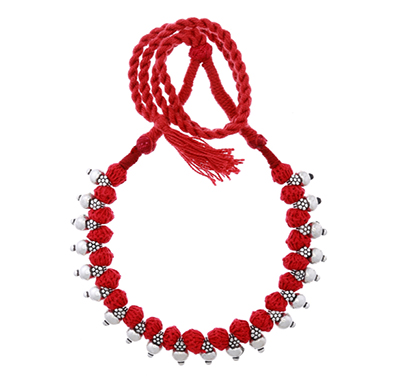 ballerina's (ballerina's_0205) oxidized silver plated necklace for women