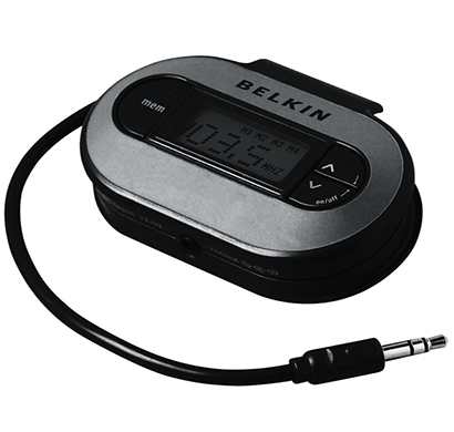 belkin- car charger iphone, black