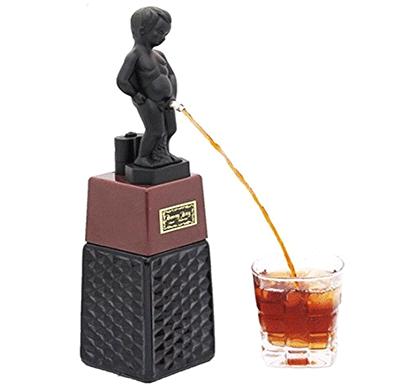 bonny boy liquor dispenser square black capacity 475 ml