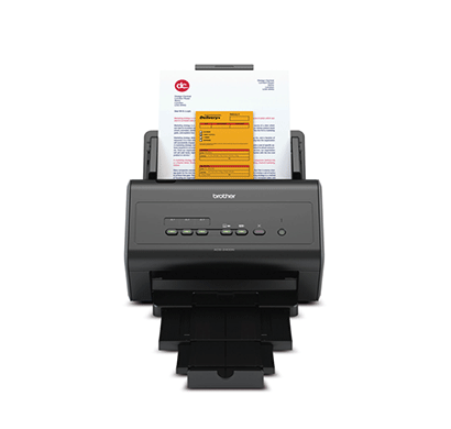 brother  ads-2400n network document scanner for mid to large size