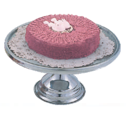 cake stand ( tall base )