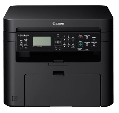 canon - mf221d, print scan copy, 27 ppm, 512 mb ram, 1 year warranty