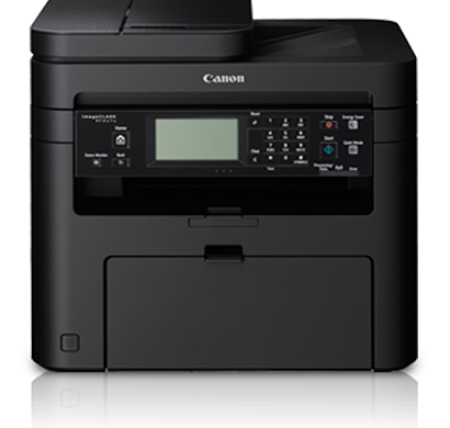 canon mf237w laser multifunction printer print , scan , copy , fax, adf, network, wifi direct, 23 ppm, 256 mb ram,1 year warranty