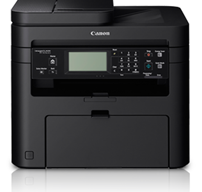 canon- mf 246dn, print , scan , copy , fax, adf, network, wifi direct, 27 ppm, 512 mb ram, 1 year warranty