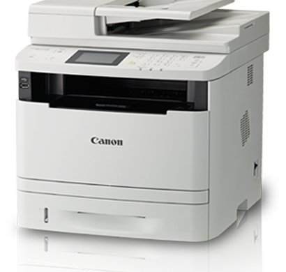 canon- mf 416 dw, 33 ppm, mono, print, scan, copy, fax, dadf, 50 sheets, duplex , 1 gb ram, 1 year warranty