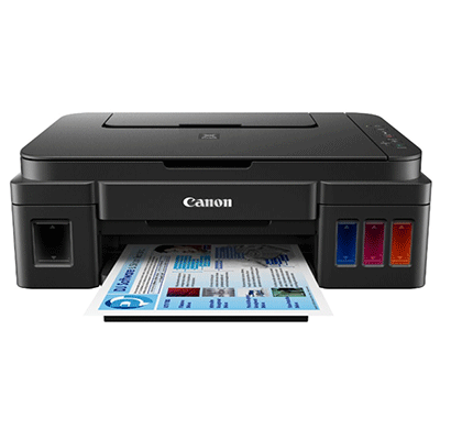 canon pixma g3010 multi function wireless printer black