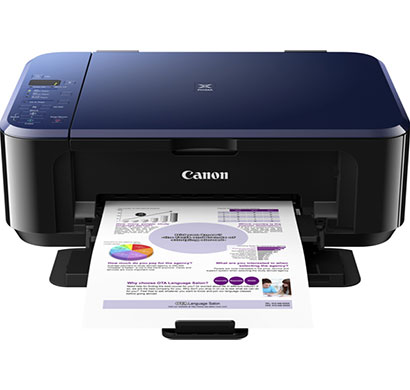 canon e510 colour multifunction inkjet printer