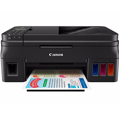 canon pixma g4000 all in one wireless inkjet printer