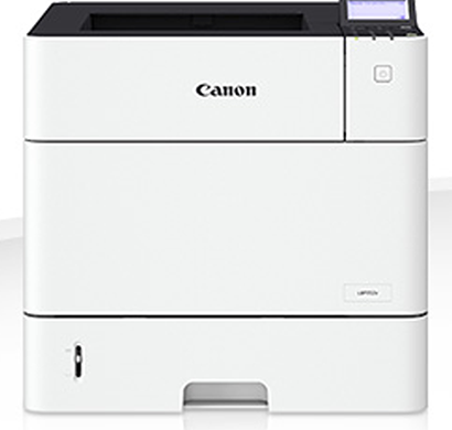 canon laser a4 - mono duplex network commercial printer - lbp 352 x , 1 year warranty