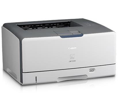 canon laser shot mono a3 printer - lbp 3500, 1 year warrany
