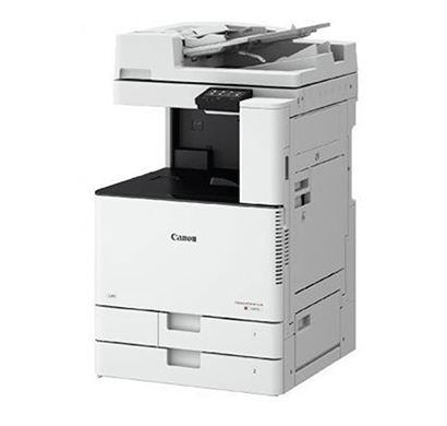 canon ir c3020 photo copier machine white
