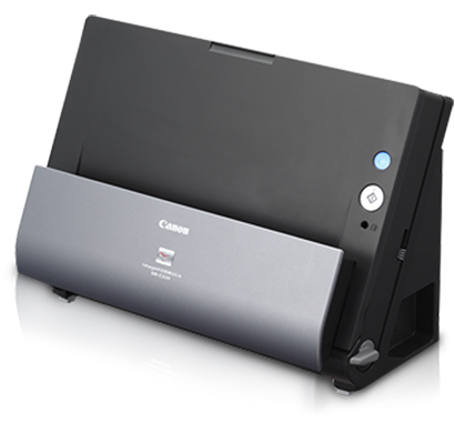 canon dr -225 (wi fi) compact high speed duplex a4 scanner , 1 year warranty
