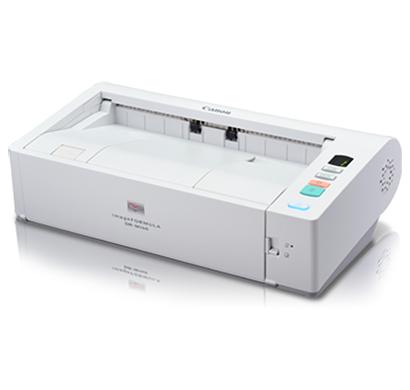 canon dr- m140 desktop sheetfed type (adf) highspeed duplex legal scanner, 1 year warranty