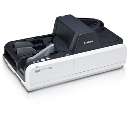 canon cr- 190i ii uv high speed cheque scanning solution scanning, 1 year warranty