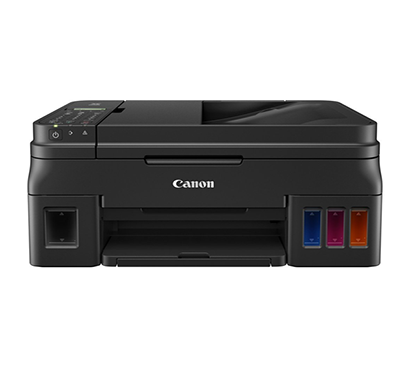 canon g4010 pixma all in one inkjet printer (black)