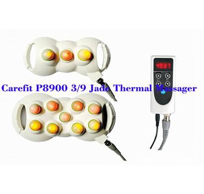 carefit 3 plus 9 jade ball thermal infrared spine massager like ceragem p390 manual machine
