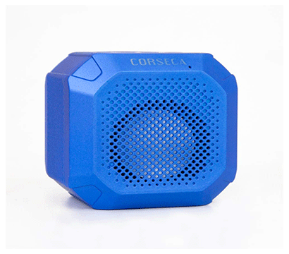 corseca dms2360 portable bluetooth speaker zest (blue,red,black,dark blue)