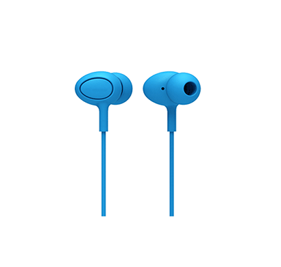 corseca dmhf0027 spirito in-ear headphones with mic (mix)
