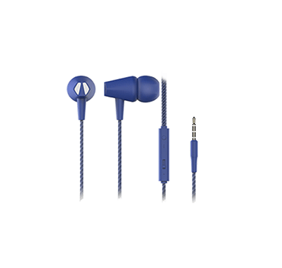 corseca dmhf42 ripple wired earphone with mic (mix)