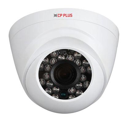 cp plus cp-vac-d10l2 1 mp 20m ir dome camera (white)