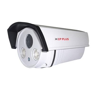 cp plus cosmic hd cp-vcg-st10r5 ir bullet camera (white)