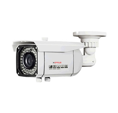 cp plus-vcg-st13fl5 1.3mp 50m vf bullet camera (white)