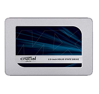crucial mx500 sata 2.5 inch internal solid state drive
