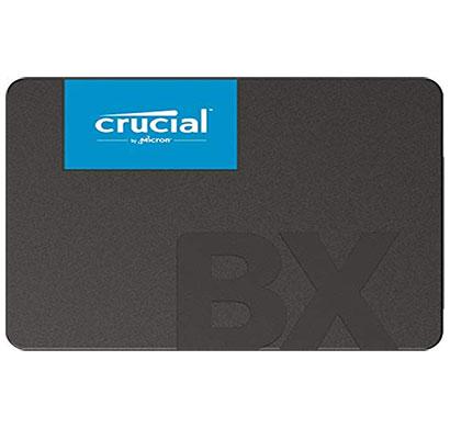 crucial bx500 (ct240bx500ssd1) (240gb/ 3d nand sata 2.5-inch internal ssd/ 59 g), black