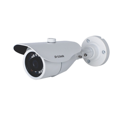 d-link (dcs-f1712b) 2mp fixed bullet ahd camera (white)