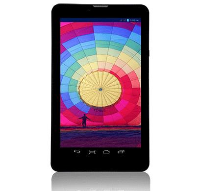 datawind ubislate 3g7x (7 inch, 8 gb, wifi plus 3g calling) black